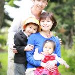 家族写真仙台市