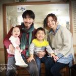 高津区家族写真