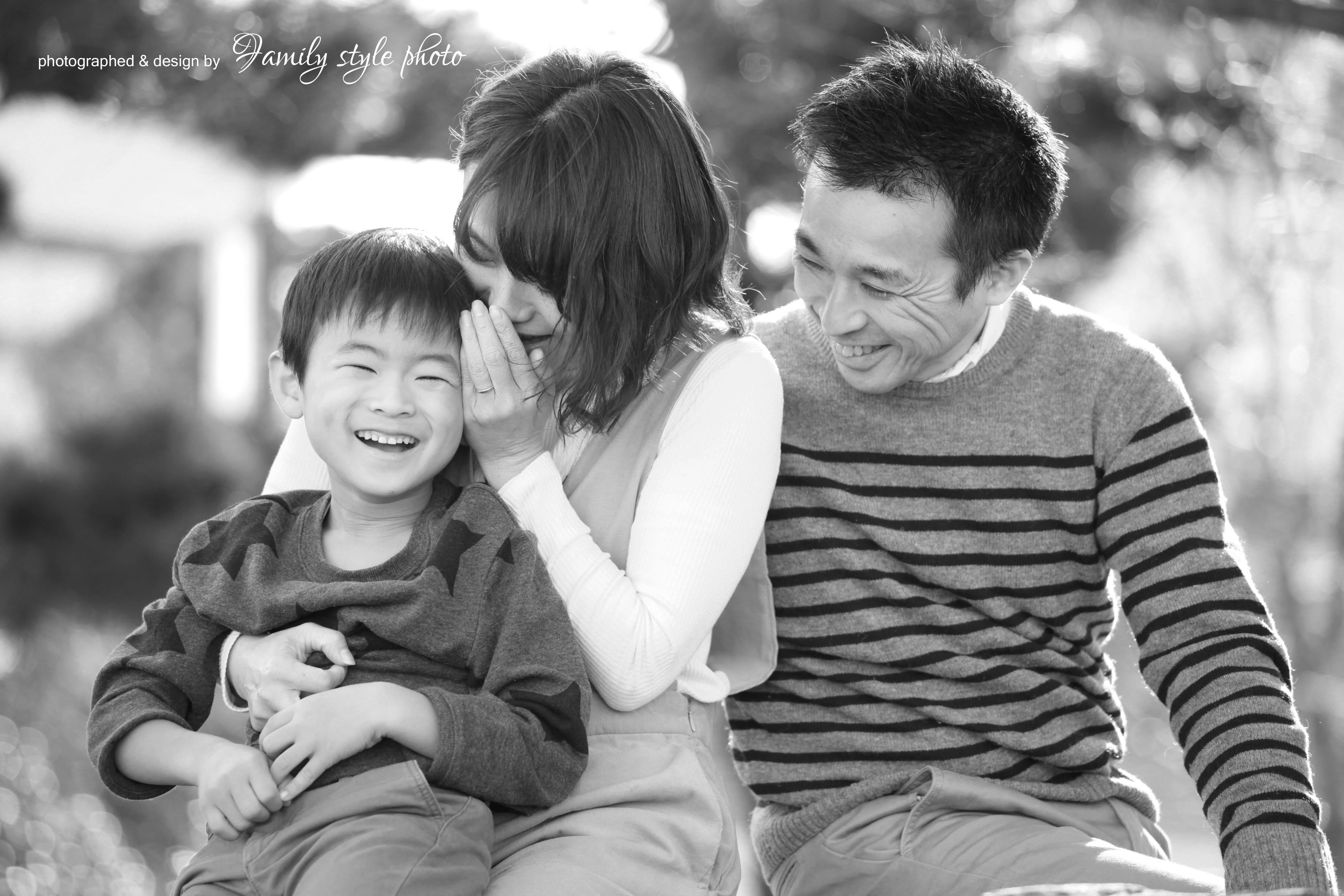 家族写真撮影会 横浜