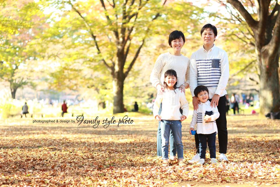 出張撮影 家族写真