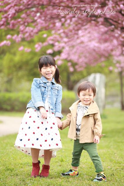 桜と一緒・撮影会