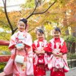 双子の七五三神社参拝をスムーズに行うにはどうすれば?|双子の撮影経験豊富な出張撮影カメラマンがアドバイス