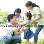 子供写真・家族写真撮影会@武蔵野市