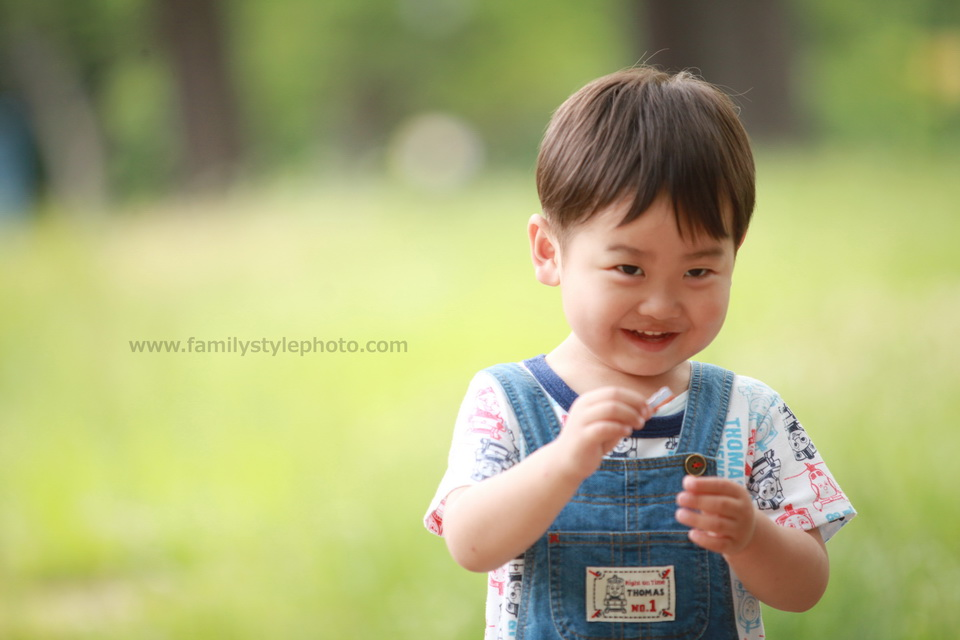 子供写真撮影 東京都