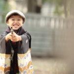 七五三お参り撮影・五歳 目黒区碑文谷八幡宮