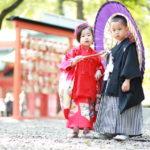 七五三神社出張撮影@武蔵一宮氷川神社(大宮氷川神社)さま