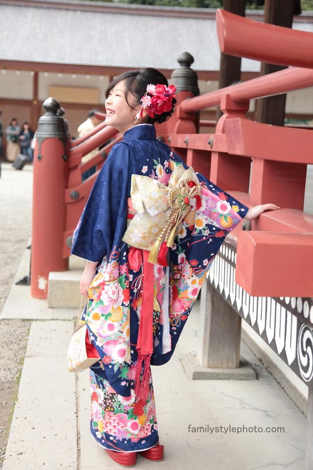 さいたま市の七五三出張撮影@大宮氷川神社(武蔵一宮氷川神社)