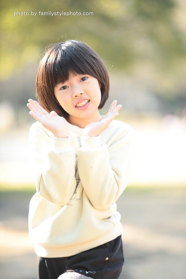 家族写真 江東区 ロケ