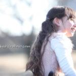稲城市の公園でキッズモデルちゃんの出張撮影でした(自然な笑顔の撮り方)