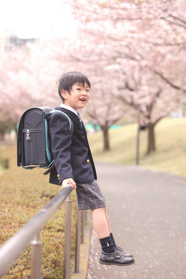 入園・入学 出張撮影