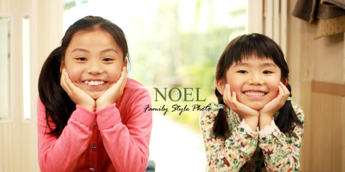 NOEL子供写真撮影会