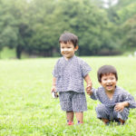 横浜の公園に出張撮影|お友達写真の撮り方