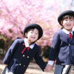 入園・入学記念の写真は桜と一緒に【世田谷区・狛江市・調布市】