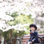 桜とランドセルのグループ撮影できる日はいつ?【狛江市、調布市、世田谷区の卒園・入園・入学記念撮影】